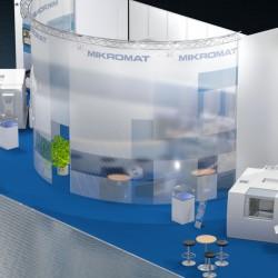 3D Planung EMO 2015 Mikromat