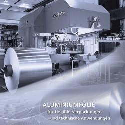 Aluminiumfolie Merseburg