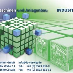 Anzeige Industrie-Partner