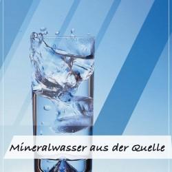Aussteller für Wasser