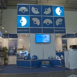 Messe Bauma eviro Elektromaschinen- und Metall GmbH