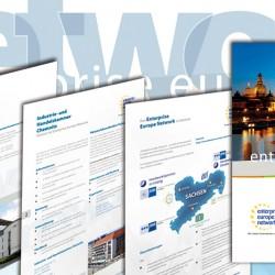 IHK Broschüre Europa in Sachsen