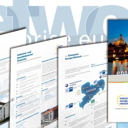Broschüre enterprise europe network