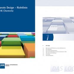 CI Handbuch der IHK Chemnitz