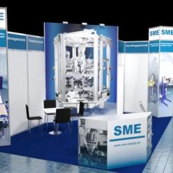 Messe Intec Leipzig SME Sondermaschinenbau Engelsdorf