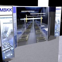 Maschinenbau Kötz & Kötz Messe Intec Leipzig