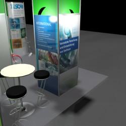 Hannover Messe 2013 Gemeinschaftsstand Forschung & Entwicklung Sachsen