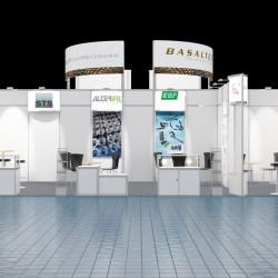 3D Planung Messe Composite Europe