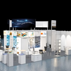 3D Planung Messe Composite Europe