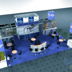 Textil Gruppe Hof Messe Techtextil