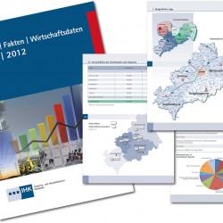 """IHK Broschüre """"Zahlen, Fakten, Wirtschaftsdaten"""""""